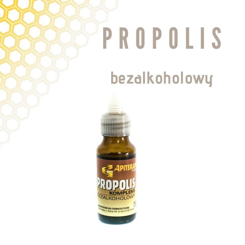propolis zdrowie psa z natury
