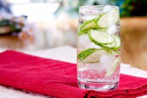 komkommer rozenwater