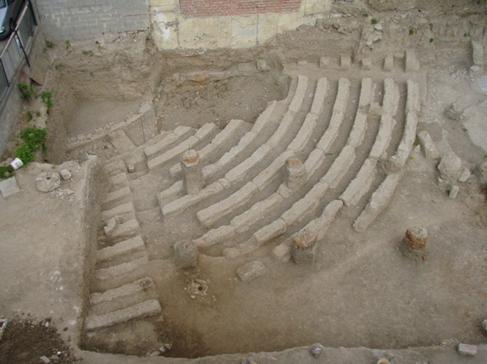 Ancient Theater of Acharnes | ΔΙΑΖΩΜΑ