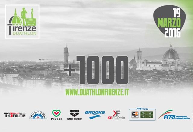 Duathlon Firenze 1000