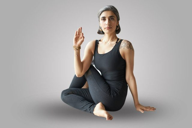 Half-Lord-of-the-Fishes-Pose-Yoga for Hip Ache