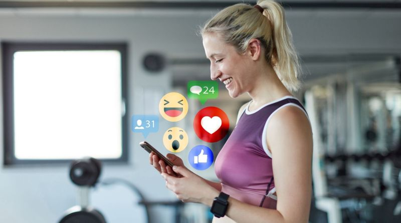 Advertise Your Gym On Social Media Featured