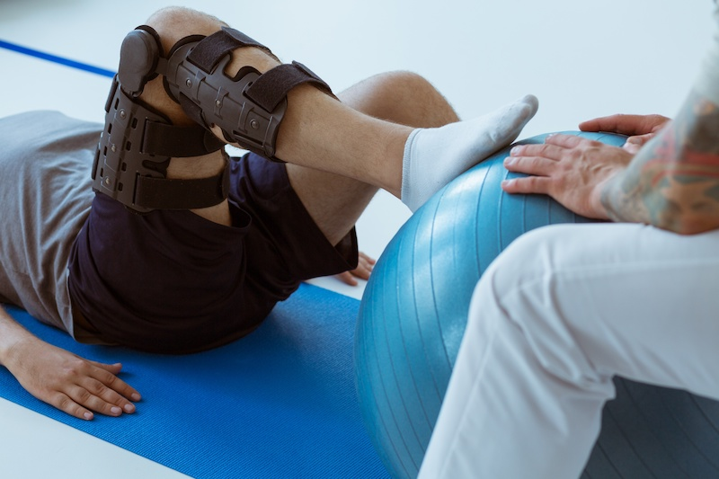 Recover From Car Accident Exercising