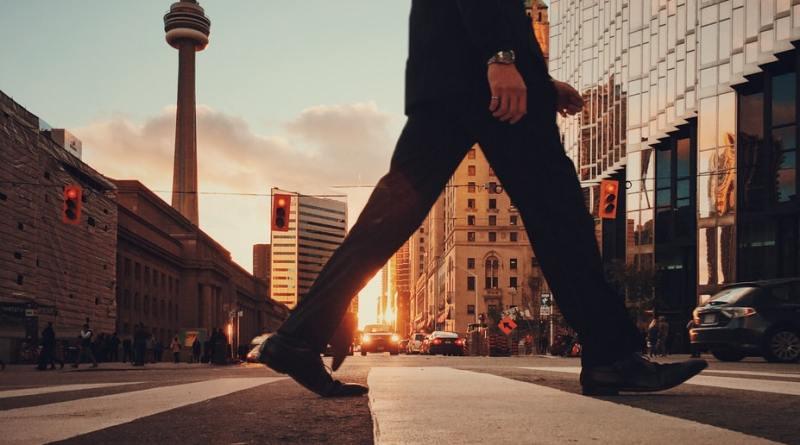 Stay Fit In An Office Job By Walking