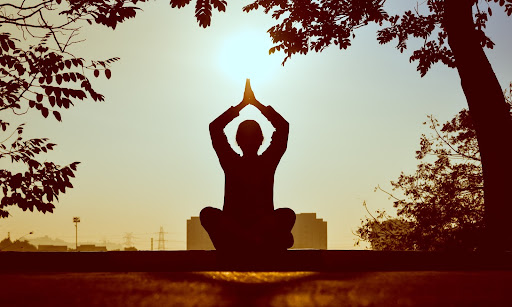 Relieve Stress At Bedtime With Meditation