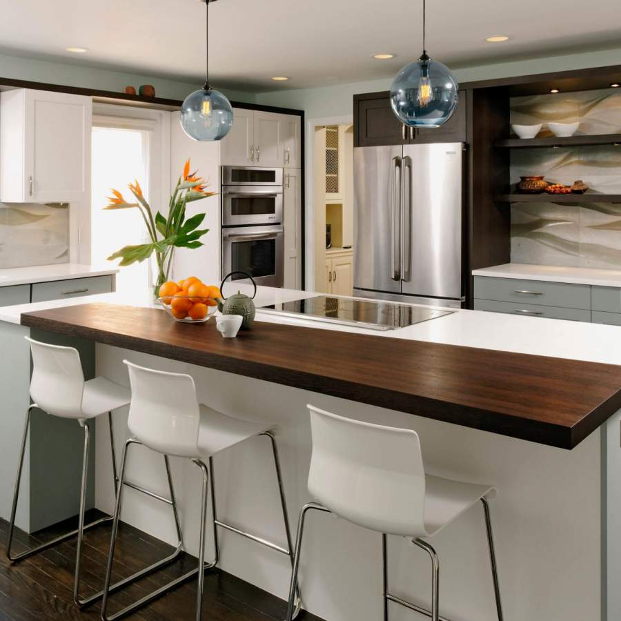 How to Design A Small Kitchen | Fitted Kitchen Design ... on Small Space:fn118Lomvuk= Small Kitchen Ideas  id=80042