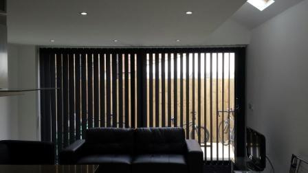 Luxaflex vertical blind