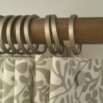 Walcot house curtain pole