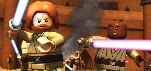 LEGO Star Wars' Droid Tales Exit from Endor