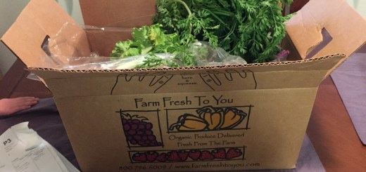 Farm Fresh To You - Box