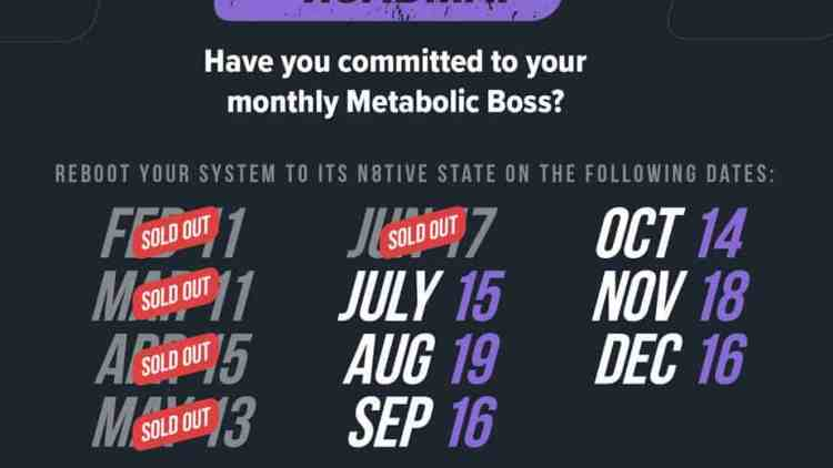 Keto-Reboot-Schedule Pruvit 60 hour Keto Reboot a keto that allows you to use exogenous ketones to fast and do a cleanse