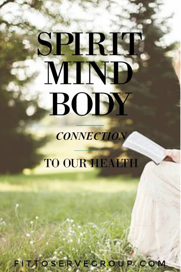 spirit mind body connection to our health
