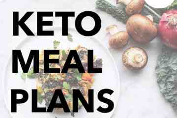 keto meal plans