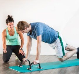 Personal training bij Fittrr