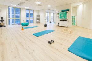 sportzaal fittrr studio coopvaert Rotterdam