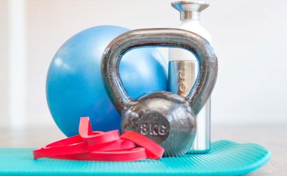 kettlebell training spierpijn personal training rotterdam