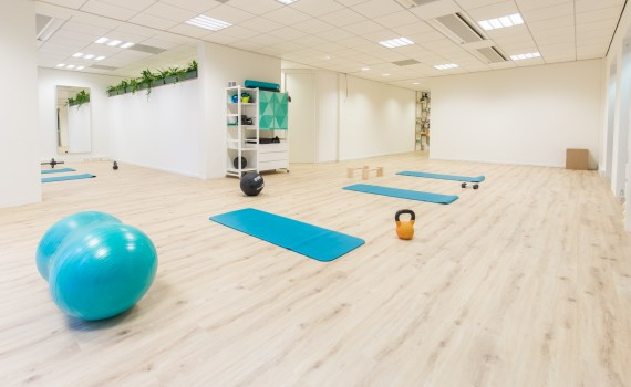 zaal functional training en medical training fittrr Rotterdam