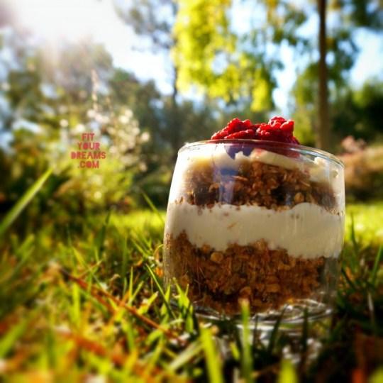 Muesli de Quinoa framboises