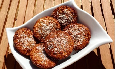 Biscuits Coco 100 % healthy !