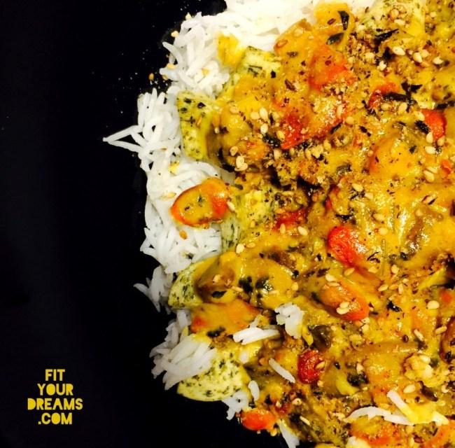 Repas végétarien : les tofinelles