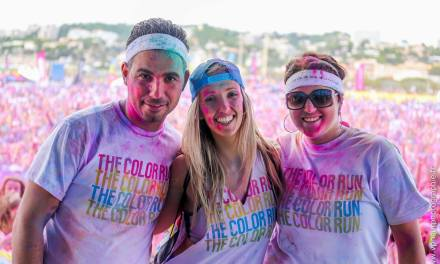 The Color Run Marseille by Sephora