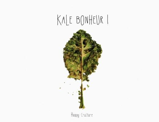 happy crulture kale bonheur