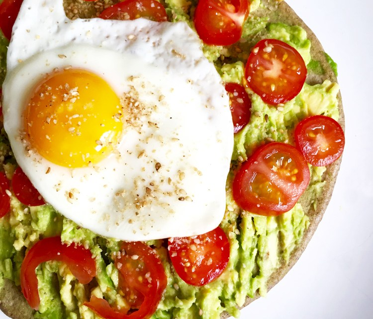 Galette express healthy