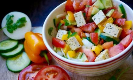 Salade crue de la rentrée !