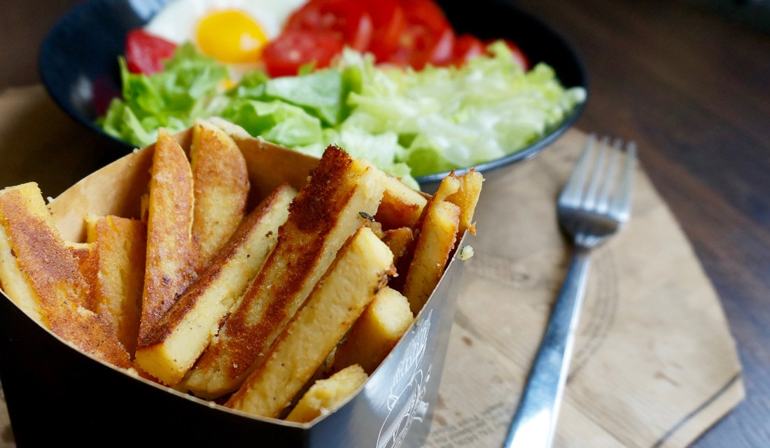 Remplacer vos frites !