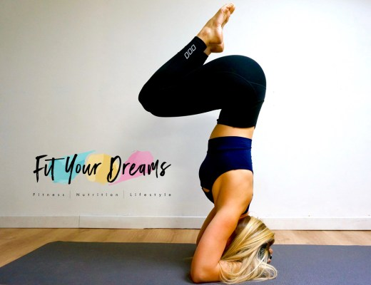 yoga connect fit your dreams