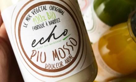 Echo Jus végétal Le goût qui raisonne