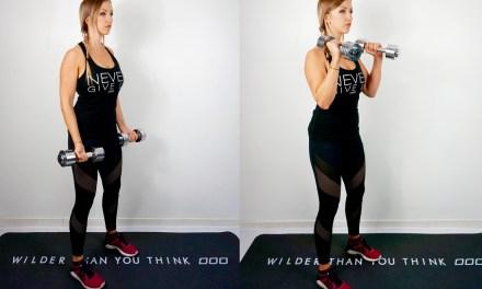 Bras fins et toniques : musclez vos biceps !