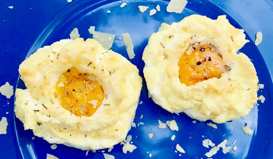 Cloud eggs : la recette !