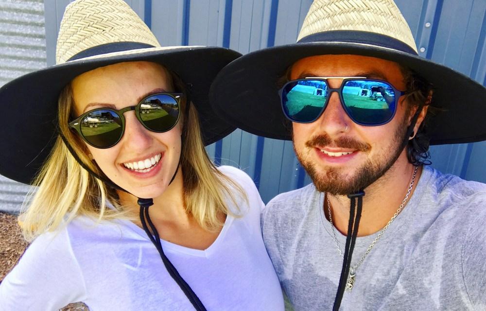 VLOG – Travail à la ferme en Australie – épisode 2