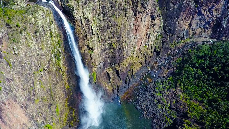 cascades-wallaman falls millaa millaa falls fit your dreams