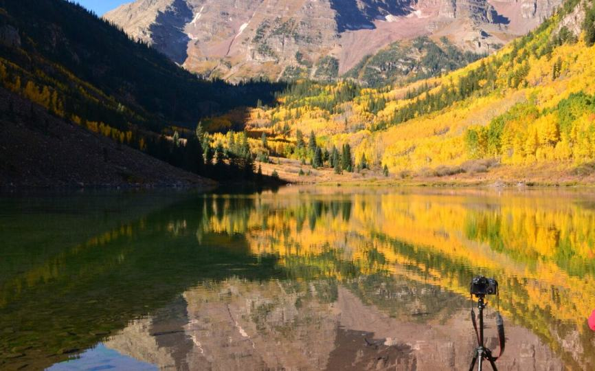 Colorado S Best Fall Colors Driving Independence Pass And