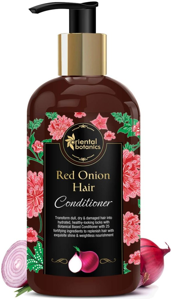 Oriental Botanics Red Onion Hair Conditioner Amazon product - FITZABOUT