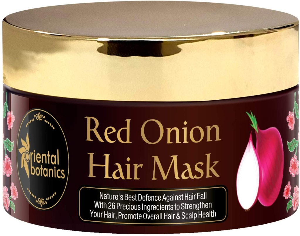 Oriental Botanics Red Onion Hair Mask - Amazon product - FITZABOUT