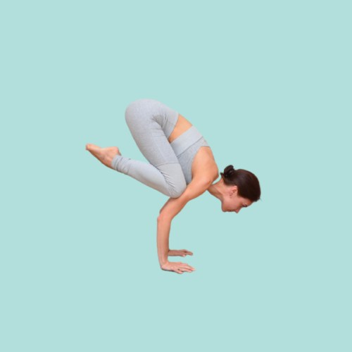 How To Do Crow Pose or Kakasana in Yoga for Intermediate and Beginners - fitzabout