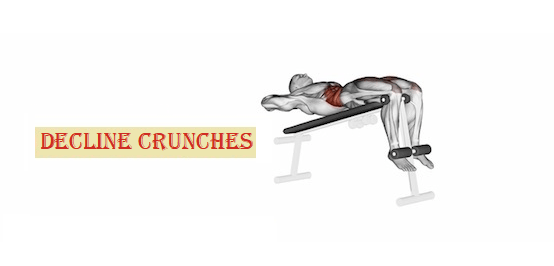 Decline crunches upper ab workouts - fitzabout