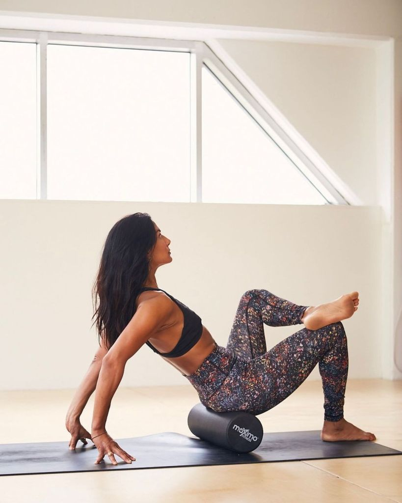 Foam Rolling Tips 9 move for entire body - Fitzabout