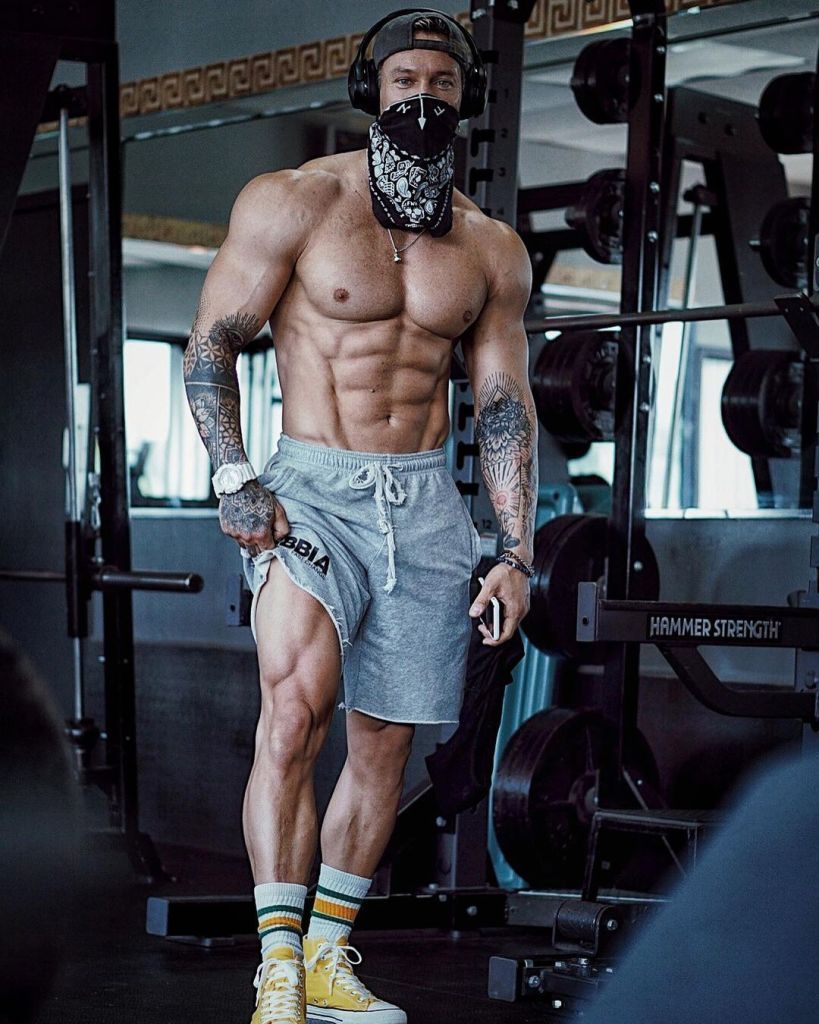 Leg Workouts: 8 Weeks Plan for Mass and Definition - Fitzabout