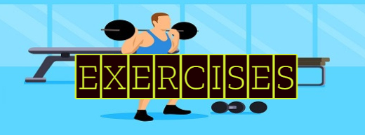 FEATURED EXERCISES TOPIC - FITZABOUT