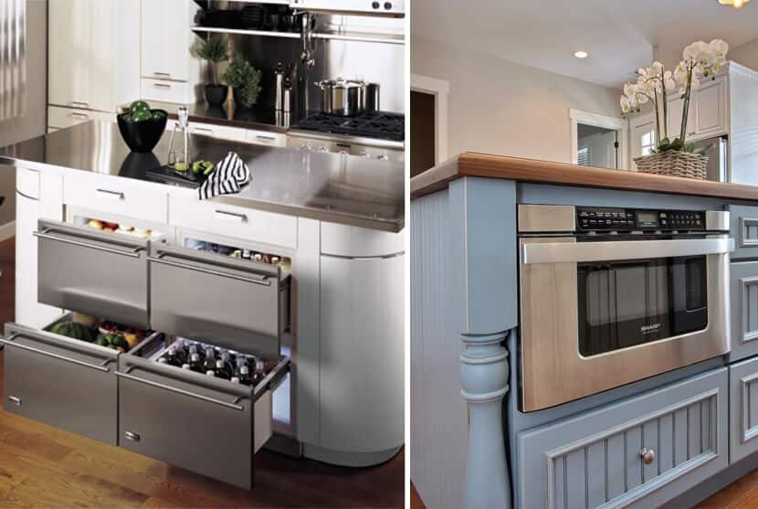 10 Great Kitchen Island Designs Fitzgerald Kitchens