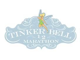 15,000 Fly Through Downtown Anaheim For the Tinker Bell Half Marathon