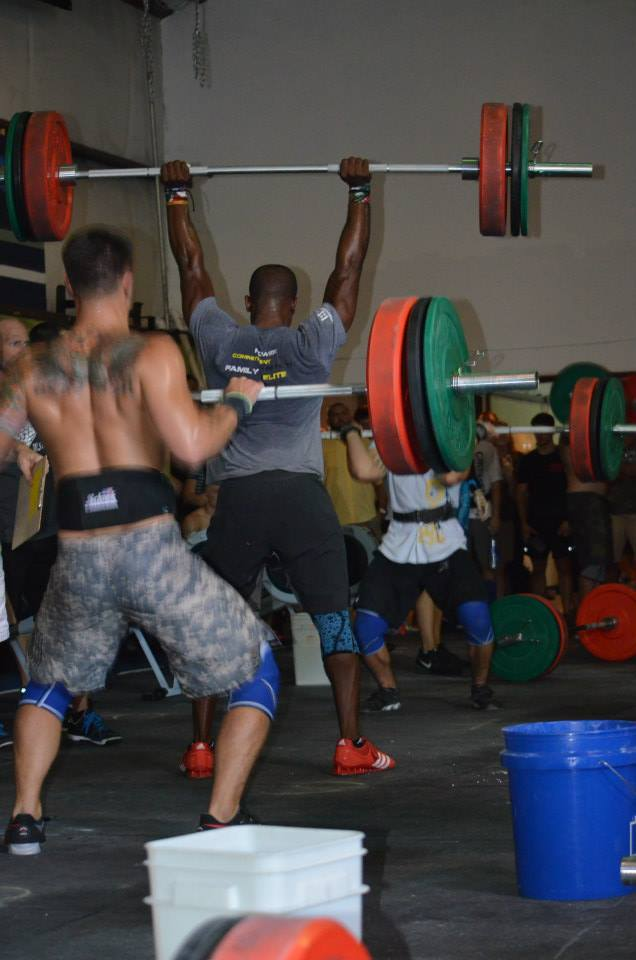 Photo Credit: Dynasty Crossfit