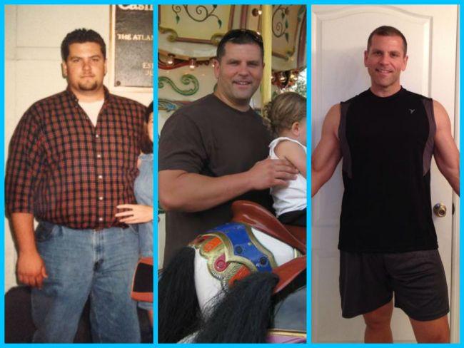 How Sergeant Nick Ferrara Lost 96 Pounds.  Fitzness.com