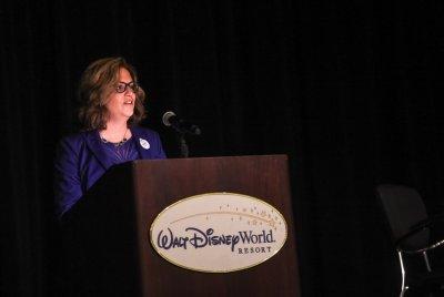 Disney VP Maribeth Bisienere, Photo Credit: Disney