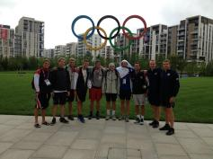 team usa water polo in london