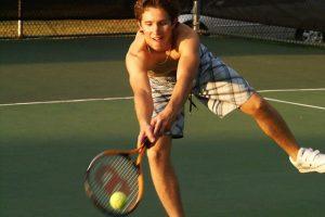 Surprising Ways to Slash 500 Calories #30: Tennis